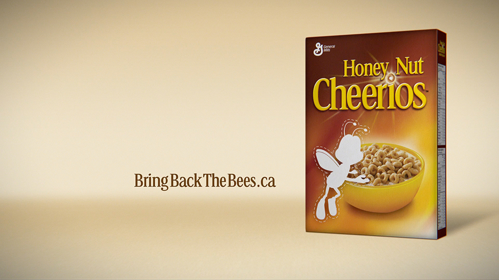 Honey Nut Cheerios (General Mills Canada)